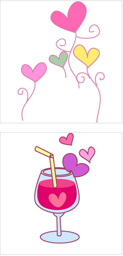Clipart Collection Romantic Png image #27886