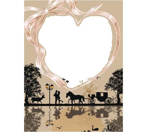 Background Romantic Transparent