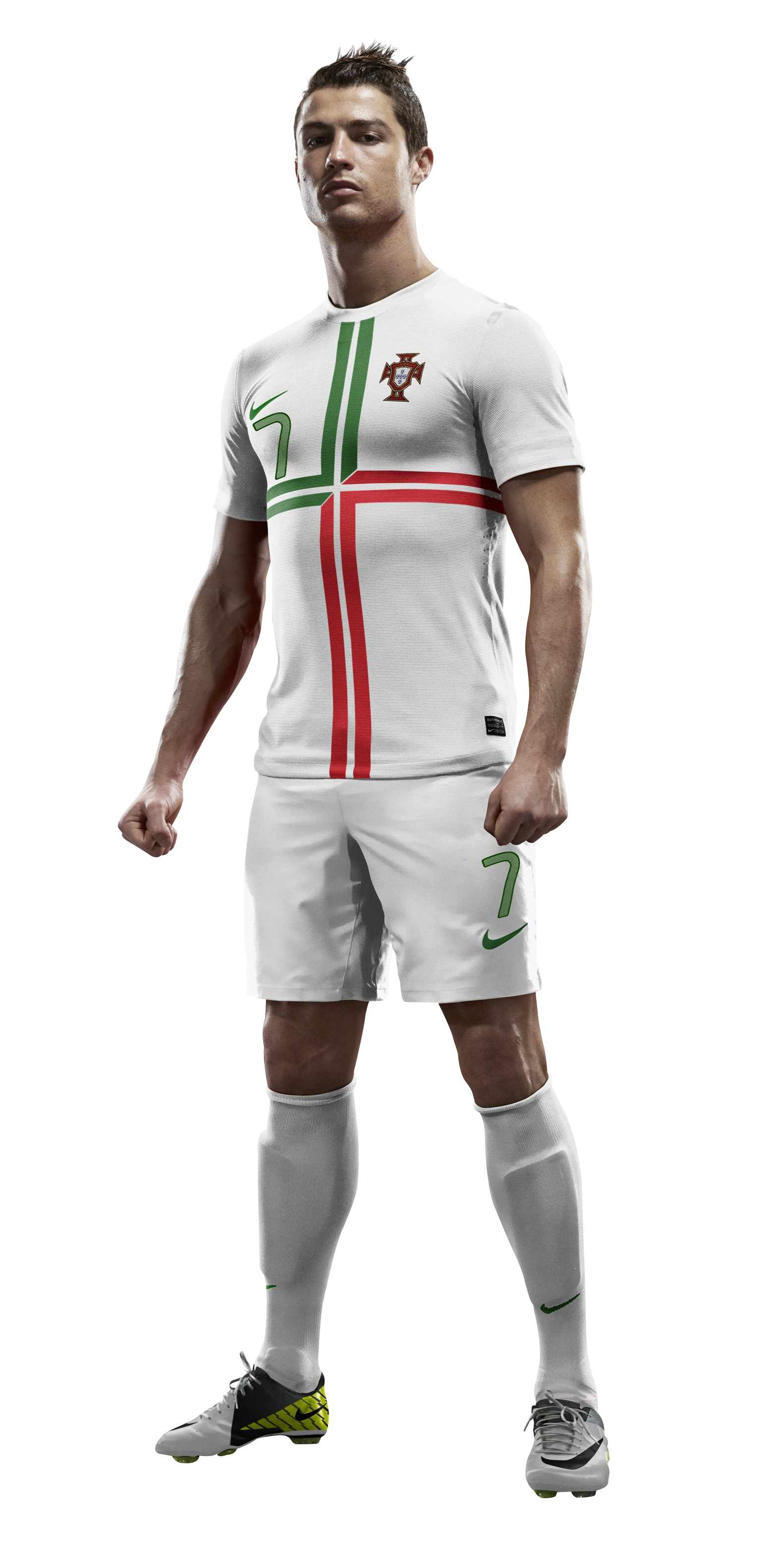 ronaldo png transparent