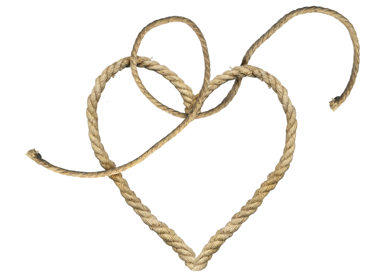 Rope PNG Hearts Images Free Download image #45175