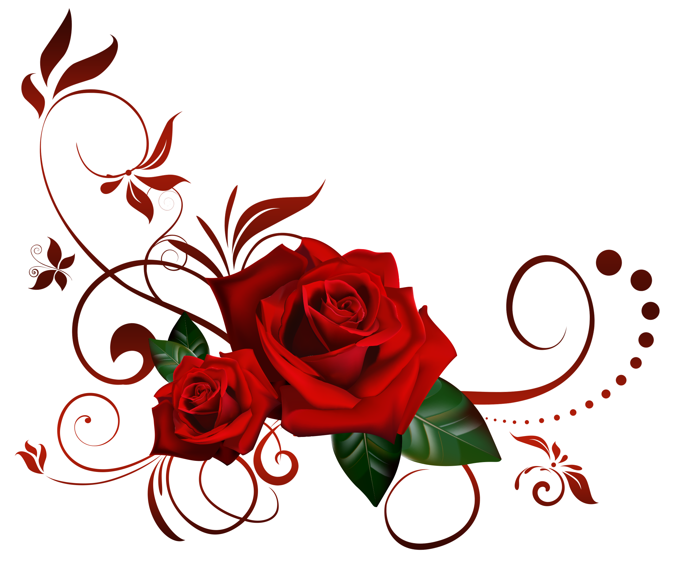 Rose Png Transparent image #39864