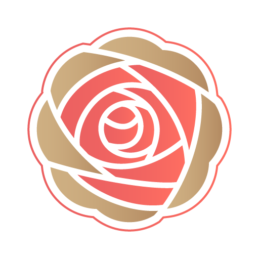 Vector Rose Icon image #13890
