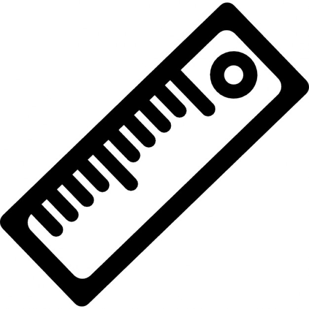 Ruler Svg Icon image #12565