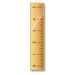 Ruler Icon Svg image #12574