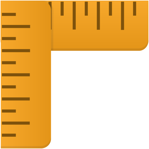 Ruler Save Icon Format image #12558