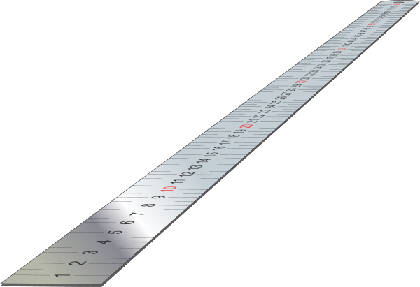 Clipart Ruler Best Png