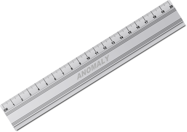 Clipart PNG Ruler image #23430