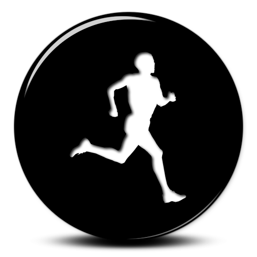 Png Running Free Icon image #26704