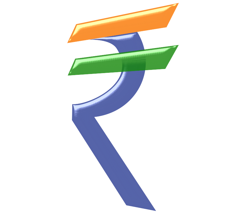 Rupees Symbol Clipart Free Pictures image #27195