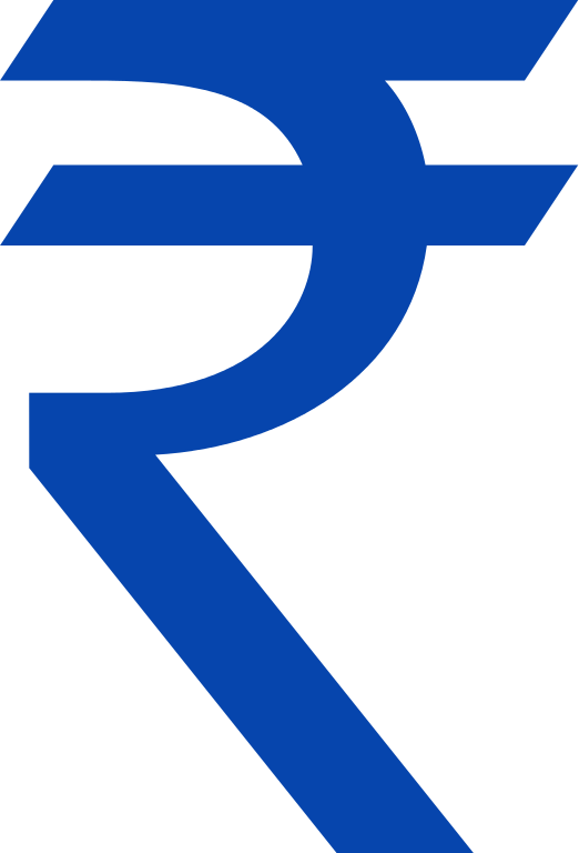 India Rs Png image #27203