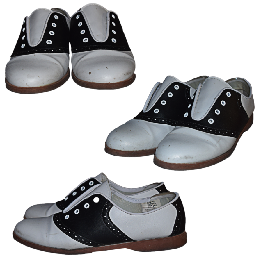 saddle shoes png