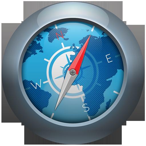 Safari Icon, Transparent Safari.PNG Images & Vector ...