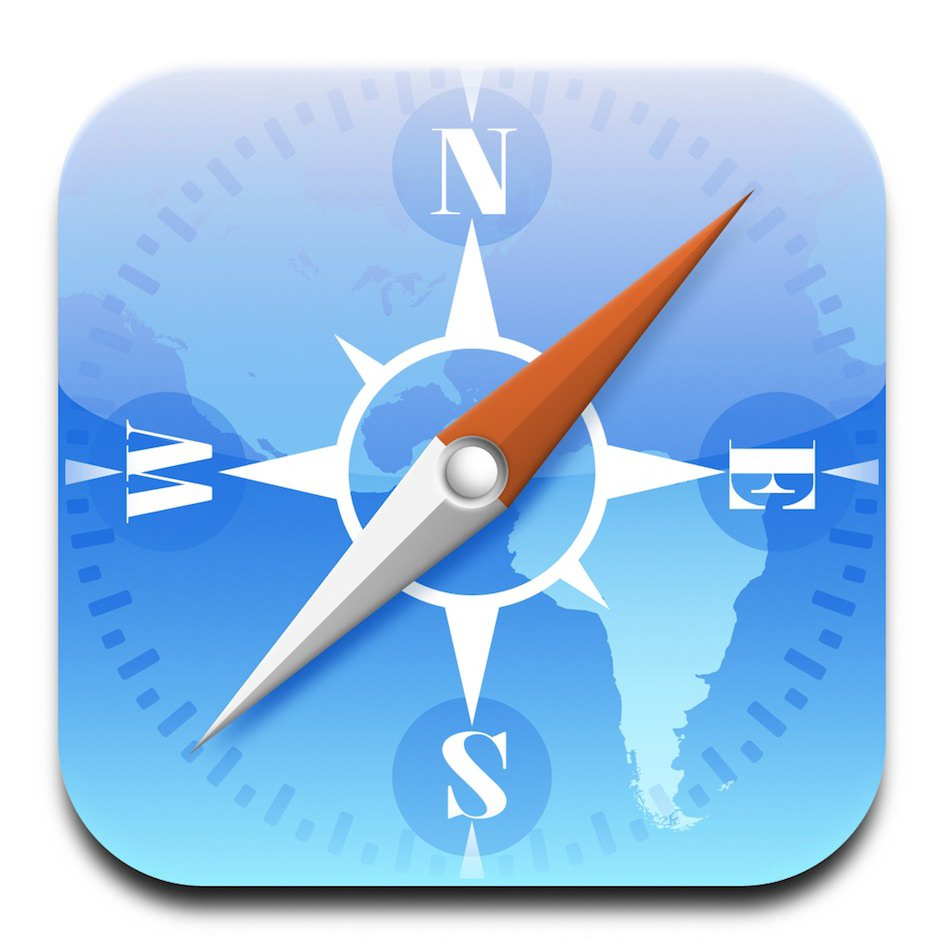 Safari IPhone Icon image #19006