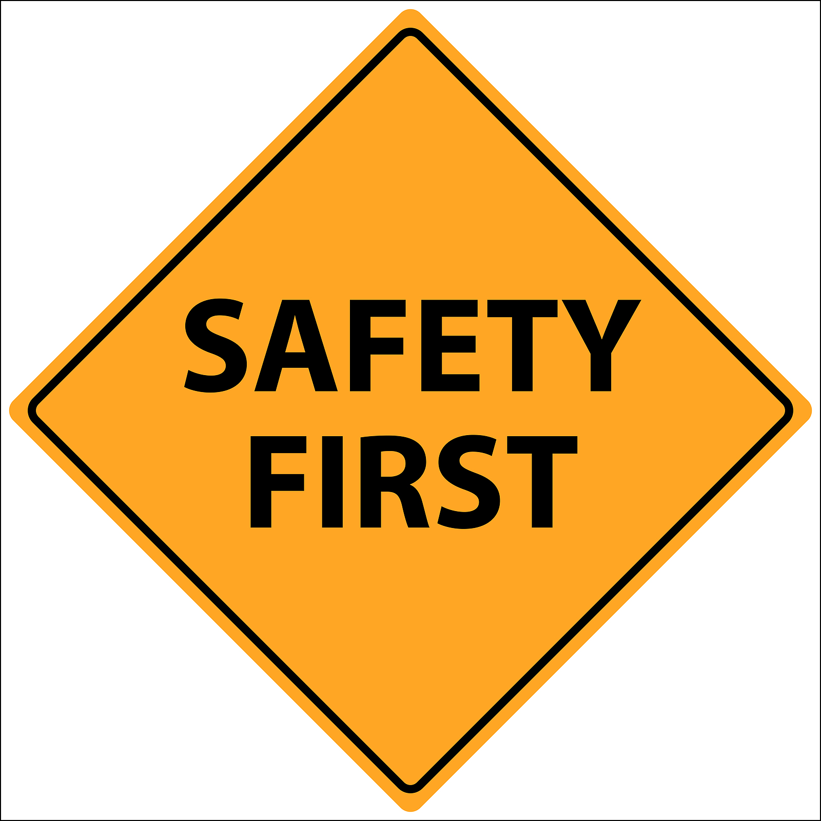 Safety First Icon image #10148