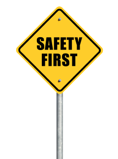 Safety First Png image #18136