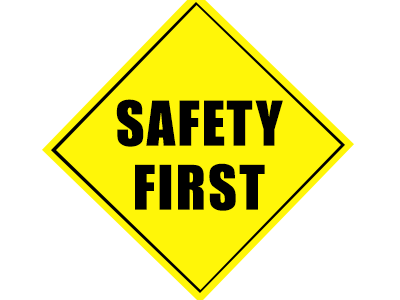 Safety First Png image #18147