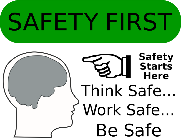 Safety First Png image #18155