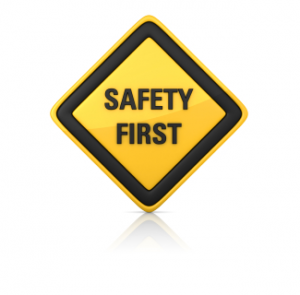 Safety First Png image #18157