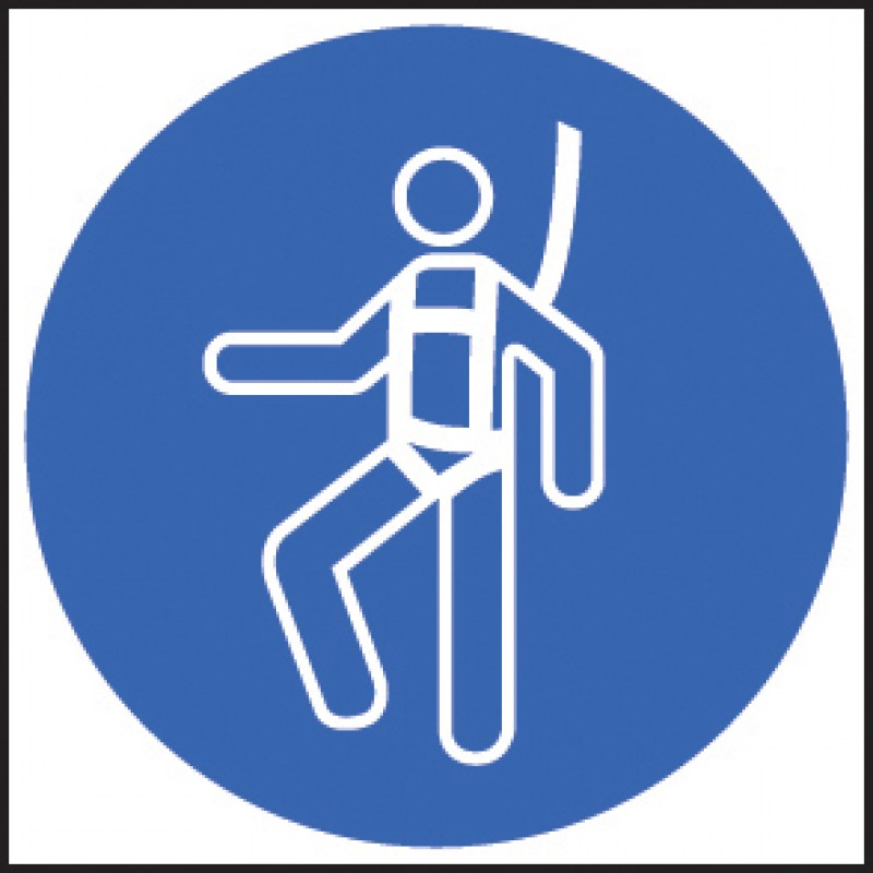 Safety Harness Icon image #37558