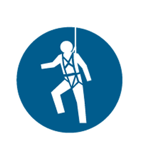 Safety Harness Drawing Icon image #37559
