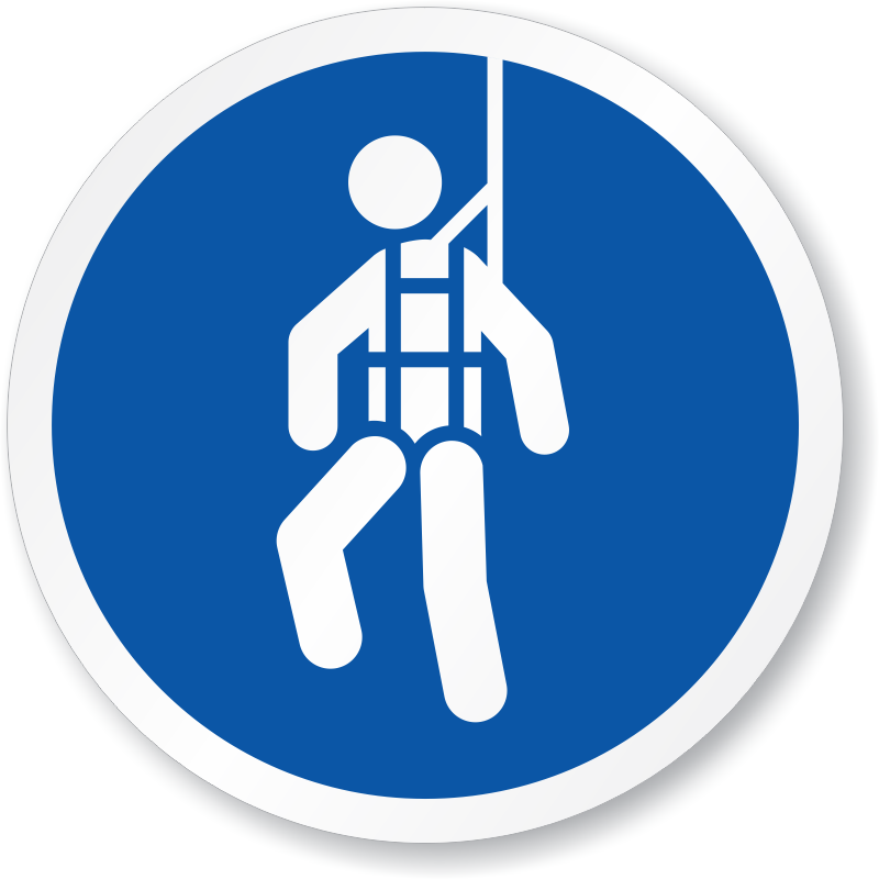 Safety Harness Icon image #37553
