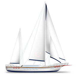 Sailing Transparent Png image #14139