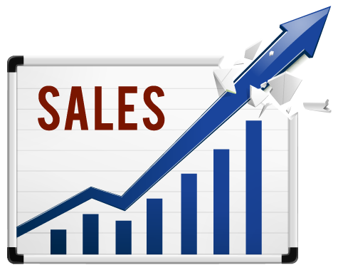 Sales Growth Png image #25047