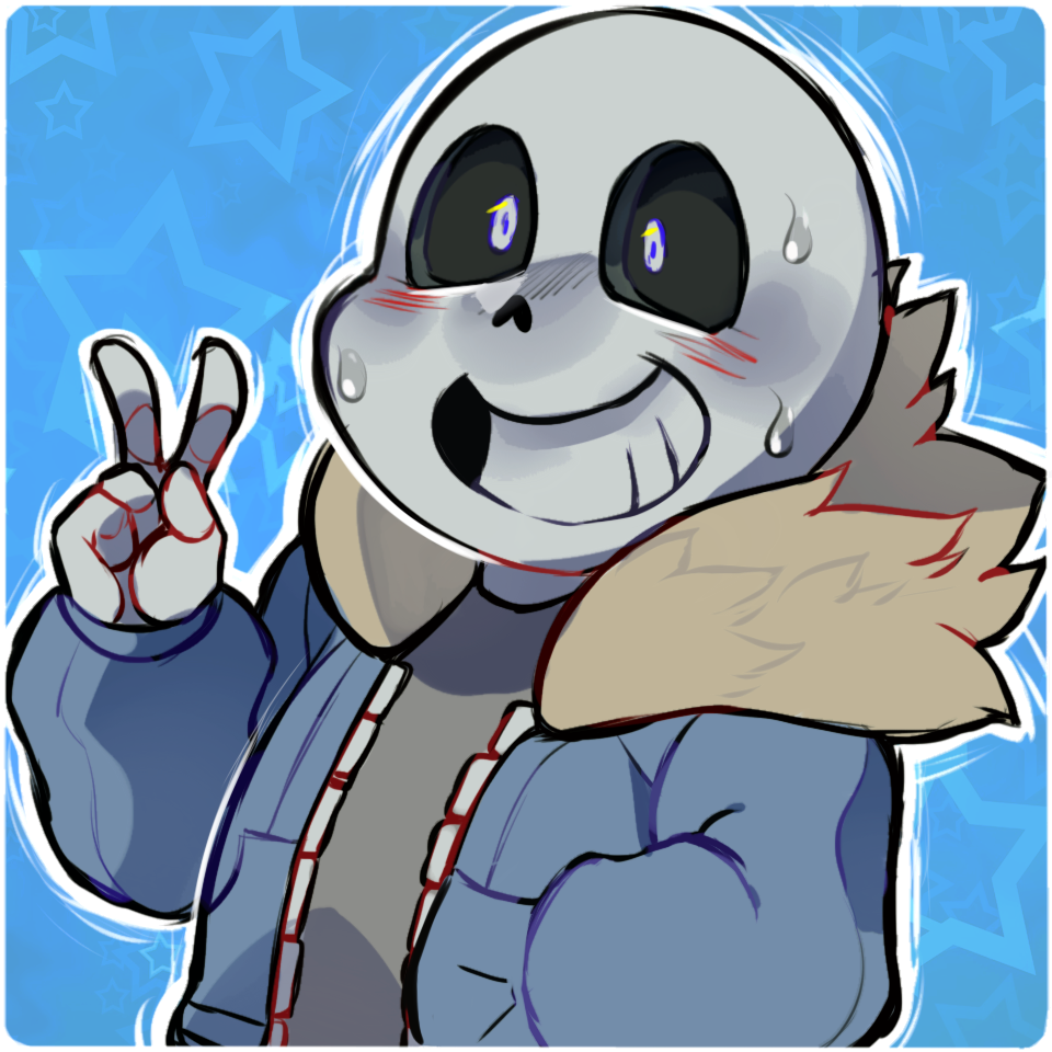 Drawing Icon Sans Undertale image #35520