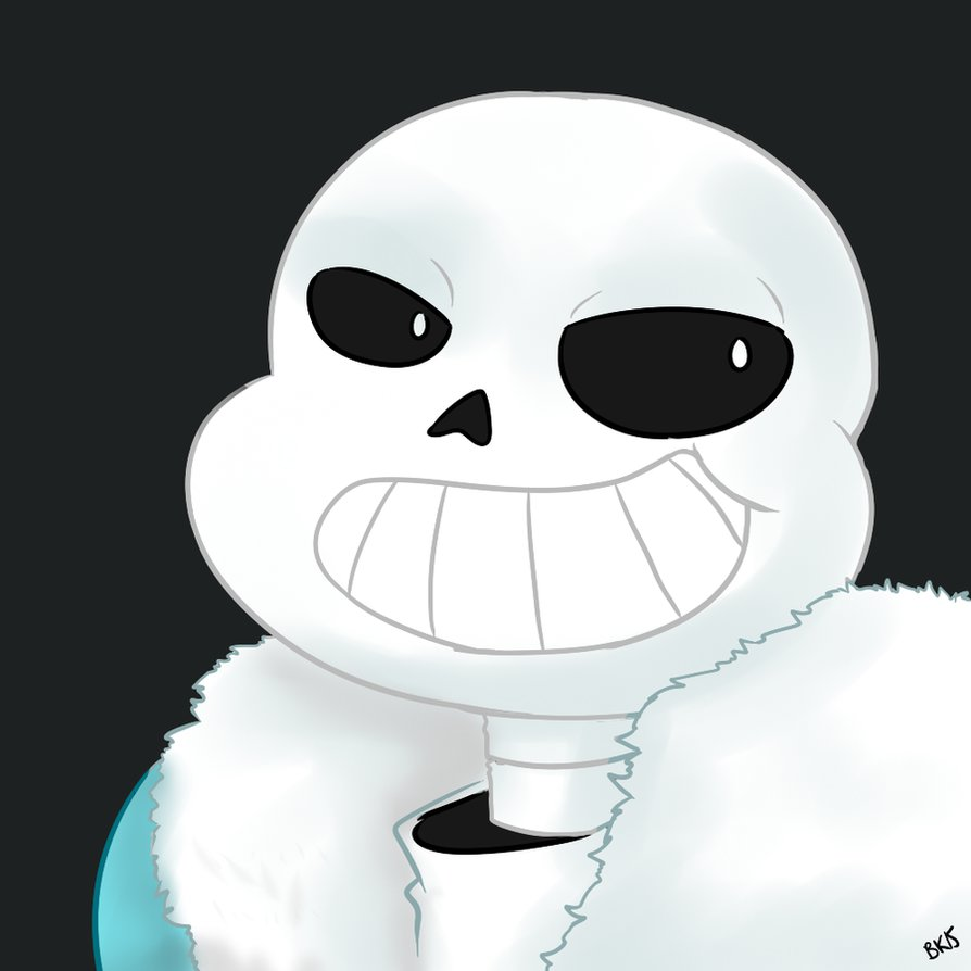 Drawing Sans Undertale Icon image #35522