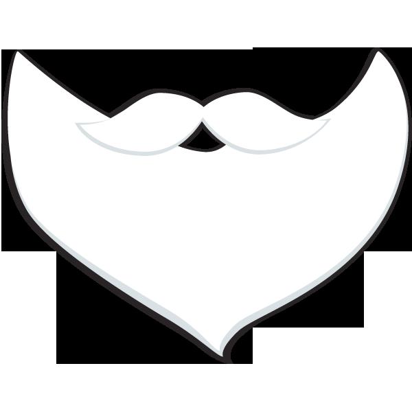 Santa Beard Png Santa; letter pdf · a4 pdf