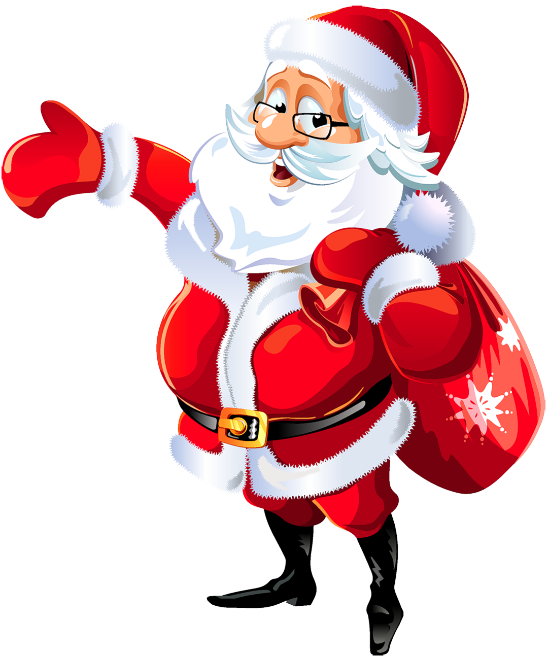 Download Free High quality Santa Claus Png Transparent Images