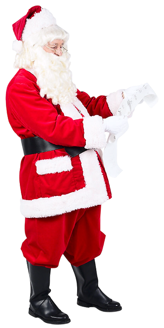 Santa Claus Png High-quality Download image #34013