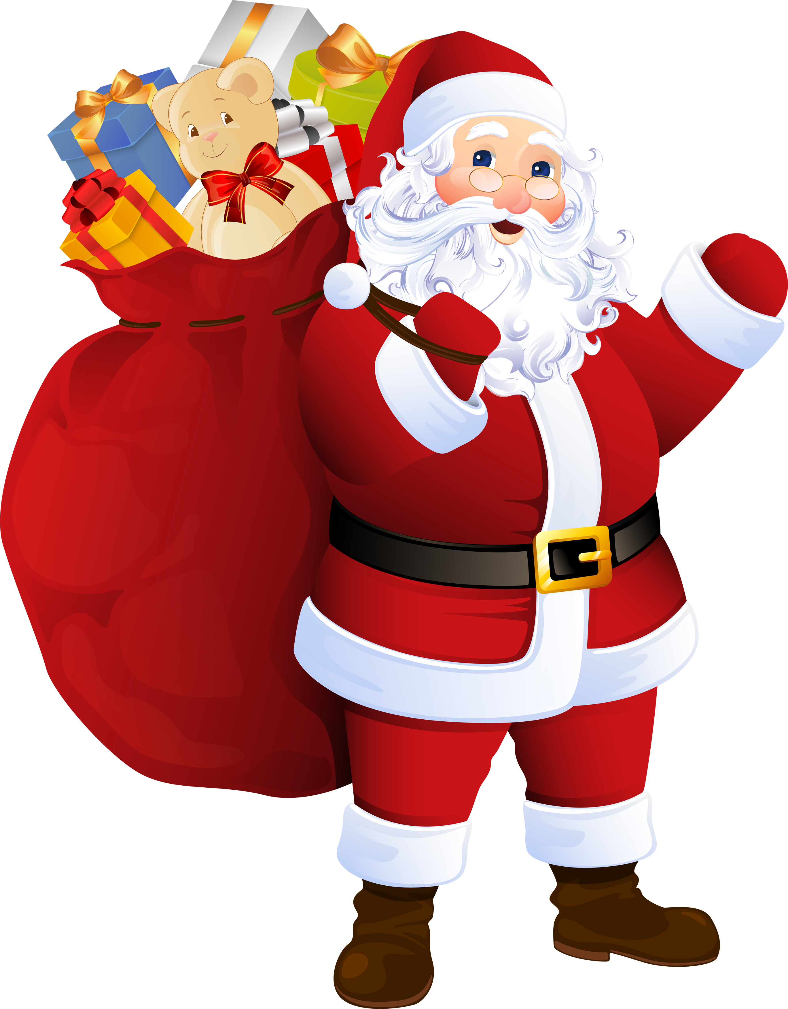 Santa Claus Download Png Clipart image #34015