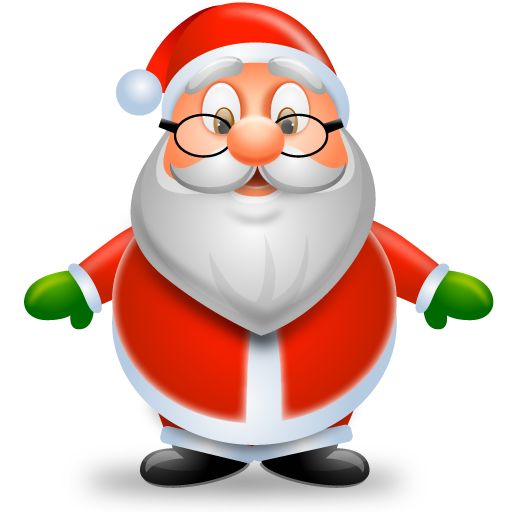 Png Background Transparent Santa Claus image #34018