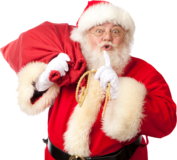 Santa Claus PNG HD