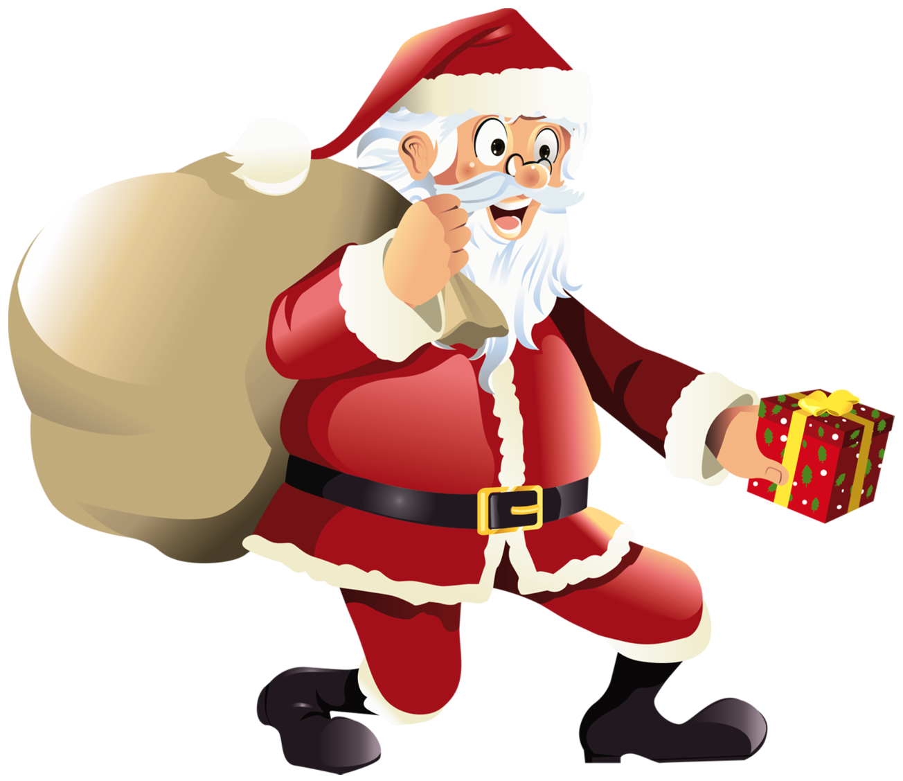 santa claus png free icons and png backgrounds