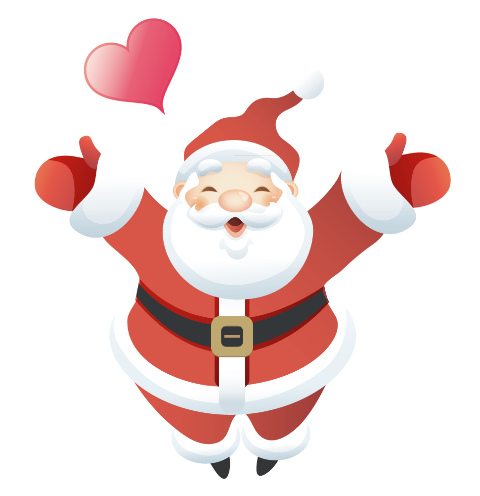 Santa Claus PNG Transparent Images image #34007