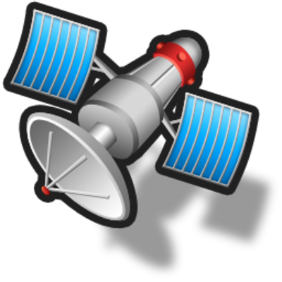 Satellite Simple Png image #5566