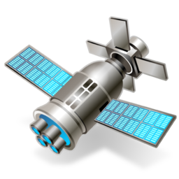 Icon Vector Satellite 5568