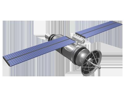 Satellite Png image #40910