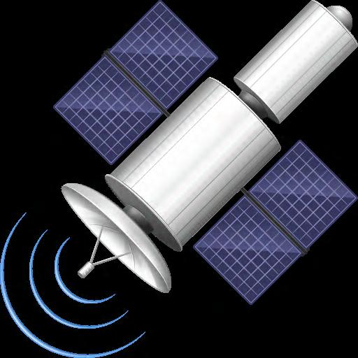 Satellite Png image #40911