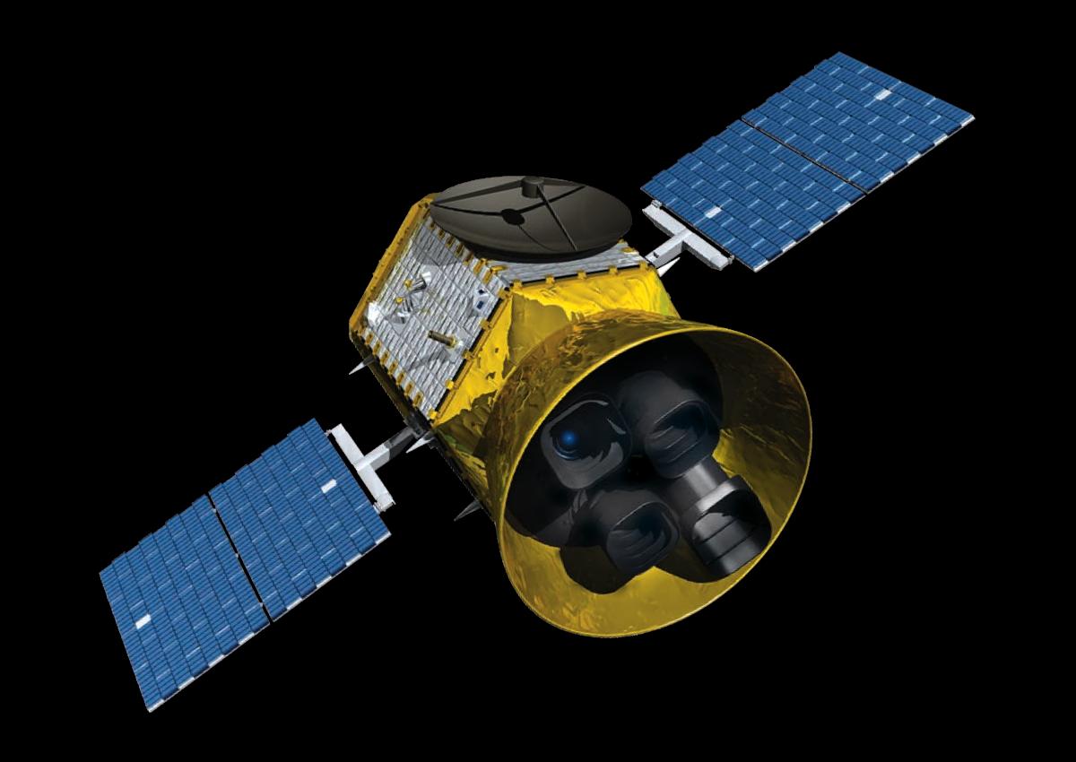 Satellite Png image #40932
