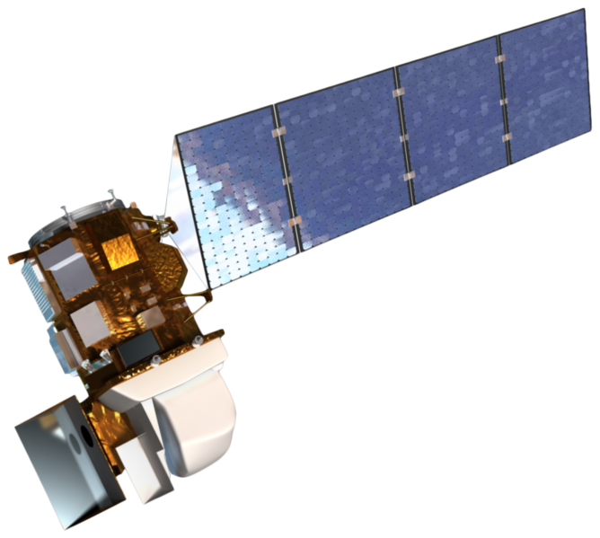 Satellite Png image #40936