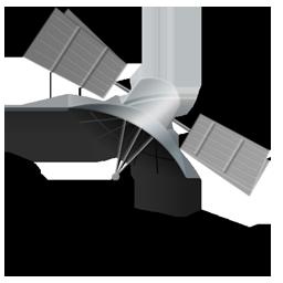 Satellite Png image #40916
