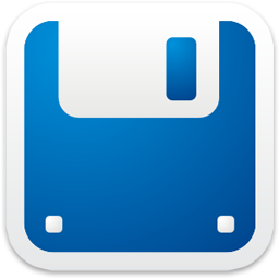 Save Icon Floppy Disk image #5427
