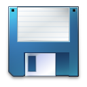 Save Icon Toolbar Icon image #5413