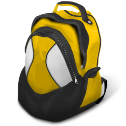 Pictures School Bag Icon image #23321