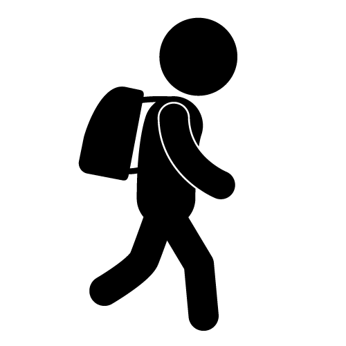 Png Free Vector School Bag Download