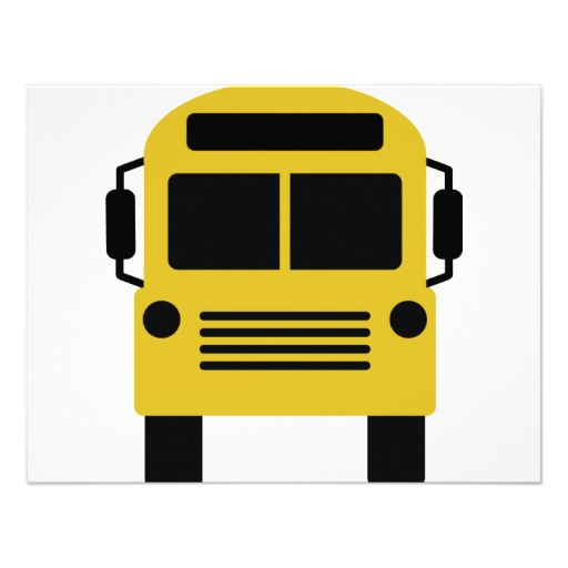 Image Free School Bus Icon