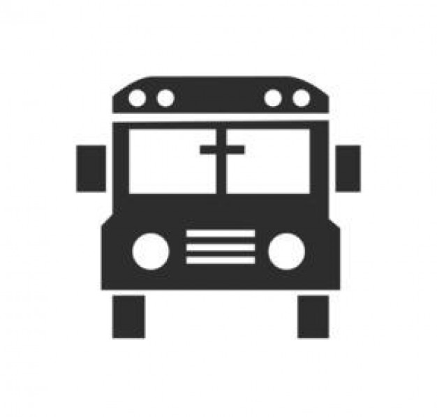 School Bus Icon Free